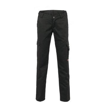 Größe 48 Damen Planam Casual Easy Damen Bundhose schwarz Modell 3005