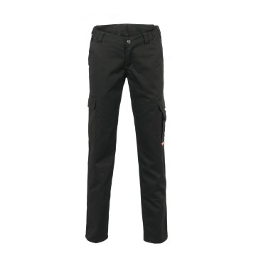 Größe 50 Damen Planam Casual Easy Damen Bundhose schwarz Modell 3005