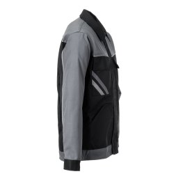 Größe 48 Herren Planam Highline Bundjacke schwarz schiefer zink Modell 2710