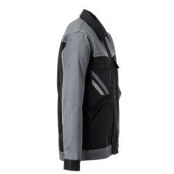 Größe 64 Herren Planam Highline Bundjacke schwarz schiefer zink Modell 2710