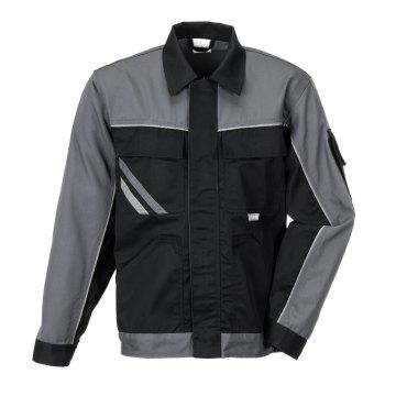 Größe 110 Herren Planam Highline Bundjacke schwarz schiefer zink Modell 2710