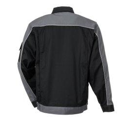Größe 59 Herren Planam Highline Bundjacke schwarz schiefer zink Modell 2710