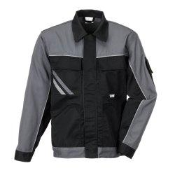 Größe 69 Herren Planam Highline Bundjacke schwarz schiefer zink Modell 2710