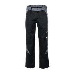 Größe 62 Herren Planam Highline Bundhose schwarz schiefer zink Modell 2711