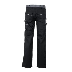 Größe 69 Herren Planam Highline Bundhose schwarz schiefer zink Modell 2711