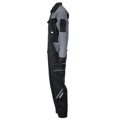 Größe 54 Herren Planam Highline Rallyekombi schwarz schiefer zink Modell 2715