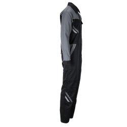 Größe 64 Herren Planam Highline Rallyekombi schwarz schiefer zink Modell 2715