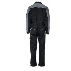 Größe 59 Herren Planam Highline Rallyekombi schwarz schiefer zink Modell 2715