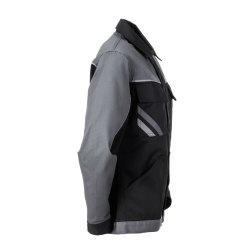 Größe 36 Damen Planam Highline Damen Bundjacke schwarz schiefer zink Modell 2717