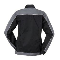 Größe 38 Damen Planam Highline Damen Bundjacke schwarz schiefer zink Modell 2717
