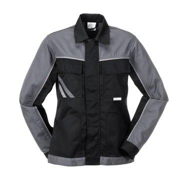 Größe 42 Damen Planam Highline Damen Bundjacke schwarz schiefer zink Modell 2717