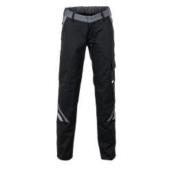 Größe 34 Damen Planam Highline Damen Bundhose schwarz schiefer zink Modell 2718