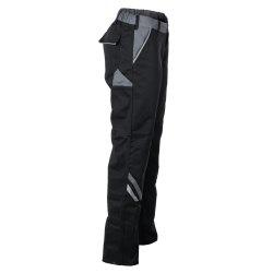 Größe 54 Damen Planam Highline Damen Bundhose schwarz schiefer zink Modell 2718