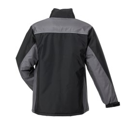 Größe L Unisex Planam Highline Winter Winterjacke schwarz schiefer zink Modell 2720