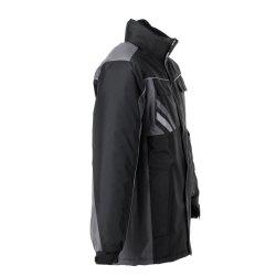 Größe M Unisex Planam Highline Winter Winterjacke schwarz schiefer zink Modell 2720