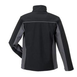 Größe XXL Unisex Planam Highline Winter Softshelljacke schwarz schiefer zink Modell 2721