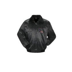 Größe XXL Herren Planam Outdoor Winter Gletscher Pilotenjacke schwarz Modell 0334