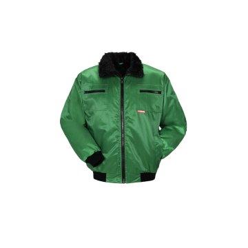 Größe S Herren Planam Outdoor Winter Gletscher Pilotenjacke grün Modell 0337
