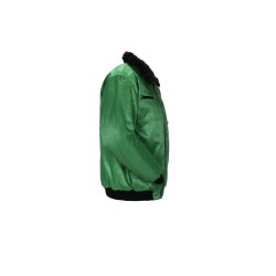 Größe L Herren Planam Outdoor Winter Gletscher Pilotenjacke grün Modell 0337