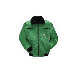 Größe M Herren Planam Outdoor Winter Gletscher Pilotenjacke grün Modell 0337
