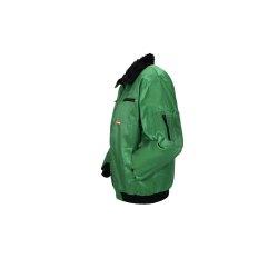Größe XXL Herren Planam Outdoor Winter Gletscher Pilotenjacke grün Modell 0337