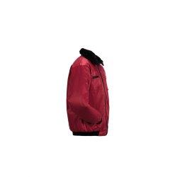 Größe S Herren Planam Outdoor Winter Gletscher Pilotenjacke rot Modell 0338