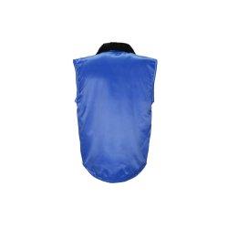 Größe XXL Herren Planam Outdoor Winter Gletscher Pilotenweste kornblau Modell 0340