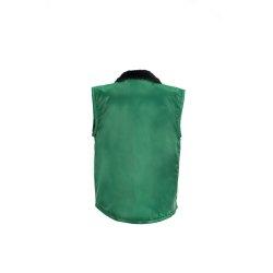 Größe L Herren Planam Outdoor Winter Gletscher Pilotenweste grün Modell 0342
