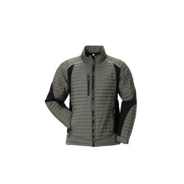Größe XS Unisex Planam Outdoor Winter Air Jacke grün schwarz Modell 3670