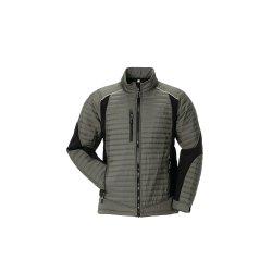 Größe L Unisex Planam Outdoor Winter Air Jacke grün schwarz Modell 3670