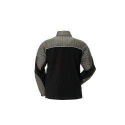 Größe M Unisex Planam Outdoor Winter Air Jacke grün schwarz Modell 3670