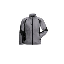Größe XXL Unisex Planam Outdoor Winter Air Jacke zink schwarz Modell 3671