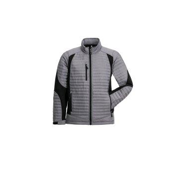 Größe 4XL Unisex Planam Outdoor Winter Air Jacke zink schwarz Modell 3671