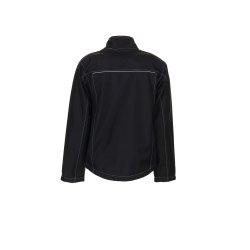 Größe L Herren Planam Outdoor Winter Basalt Softshelljacke schwarz Modell 3380