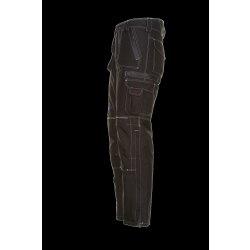Größe XL Herren Planam Outdoor Winter Basalt Winterhose schwarz Modell 3385