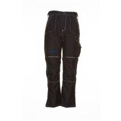Größe XXL Herren Planam Outdoor Winter Basalt Winterhose schwarz Modell 3385