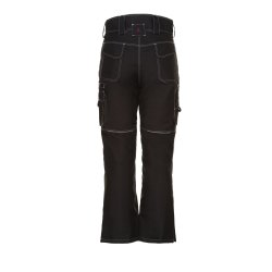 Größe XXXL Herren Planam Outdoor Winter Basalt Winterhose schwarz Modell 3385