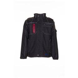 Größe XL Herren Planam Outdoor Winter Basalt Winterjacke schwarz Modell 3390