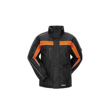 Größe XXL Herren Planam Outdoor Winter Cosmic Jacke schwarz orange Modell 3601
