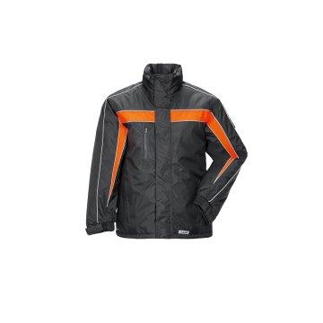 Größe M Herren Planam Outdoor Winter Cosmic Jacke anthrazit orange Modell 3603