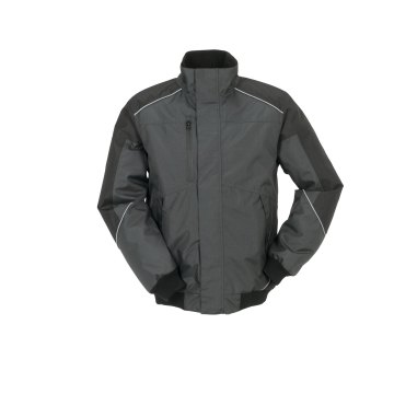 Größe XXXL Unisex Planam Outdoor Winter Desert Blouson grau schwarz Modell 3327