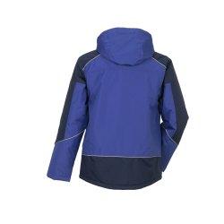 Größe S Unisex Planam Outdoor Winter Desert Jacke blau marine Modell 3326
