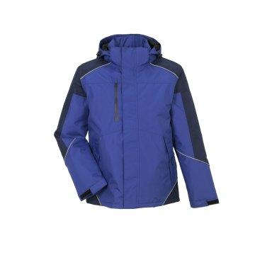 Größe 5XL Unisex Planam Outdoor Winter Desert Jacke blau marine Modell 3326