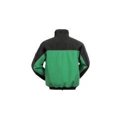 Größe M Herren Planam Outdoor Winter Dust Blouson farngrün schwarz Modell 3315