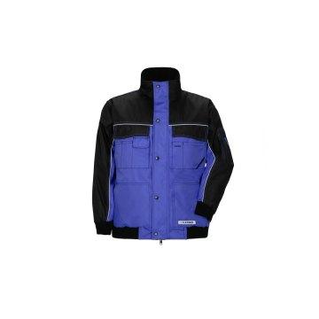 Größe L Herren Planam Outdoor Winter Dust Blouson royalblau schwarz Modell 3320