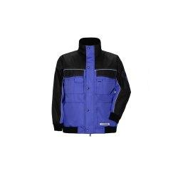 Größe M Herren Planam Outdoor Winter Dust Blouson royalblau schwarz Modell 3320