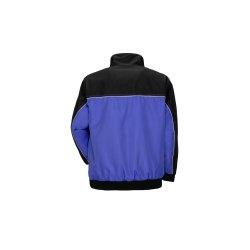 Größe XL Herren Planam Outdoor Winter Dust Blouson royalblau schwarz Modell 3320