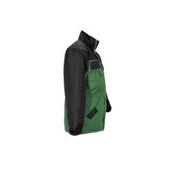 Größe S Herren Planam Outdoor Winter Dust Parka farngrün schwarz Modell 3317