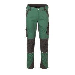 Planam Norit Herren Bundhose grün schwarz Modell 6404