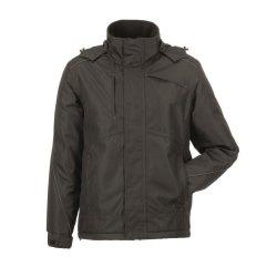 Planam Norit Outdoor Herren Winterjacke schwarz Modell 6430